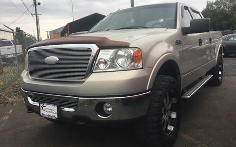 2006 Ford F-150 for sale at MyEstablishedCredit.com in Salem OR