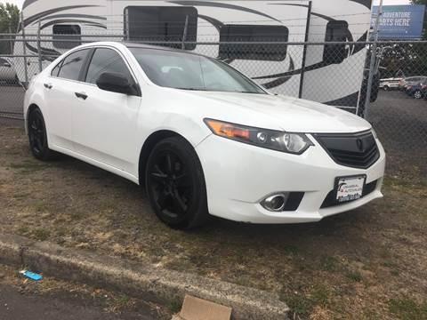 2013 Acura TSX for sale at MyEstablishedCredit.com in Salem OR