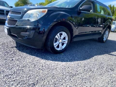 2011 Chevrolet Equinox for sale at MyEstablishedCredit.com in Salem OR