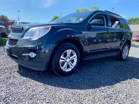 2014 Chevrolet Equinox for sale at MyEstablishedCredit.com in Salem OR