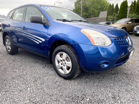 2009 Nissan Rogue for sale at MyEstablishedCredit.com in Salem OR