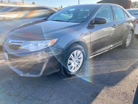 2013 Toyota Camry for sale at MyEstablishedCredit.com in Salem OR