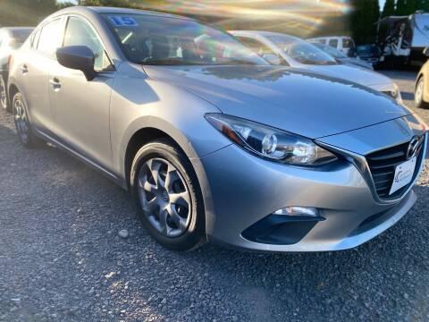 2015 Mazda MAZDA3 for sale at MyEstablishedCredit.com in Salem OR