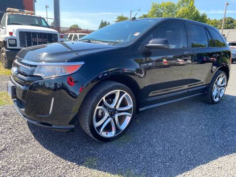 2012 Ford Edge for sale at MyEstablishedCredit.com in Salem OR
