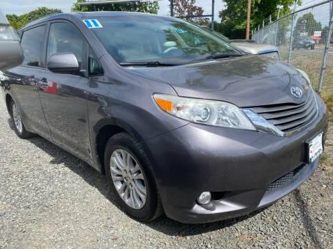 2011 Toyota Sienna for sale at MyEstablishedCredit.com in Salem OR