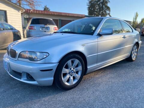 2005 BMW 3 Series for sale at MyEstablishedCredit.com in Salem OR