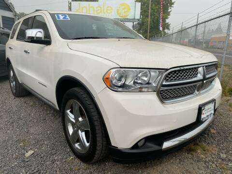 2012 Dodge Durango for sale at MyEstablishedCredit.com in Salem OR