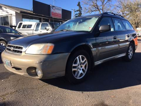2001 Subaru Outback for sale in Salem, OR