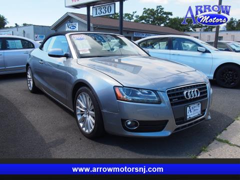 2010 Audi A5 for sale in Linden, NJ