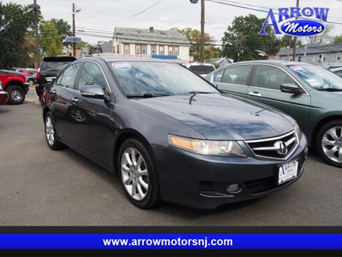 2008 Acura TSX for sale in Linden, NJ