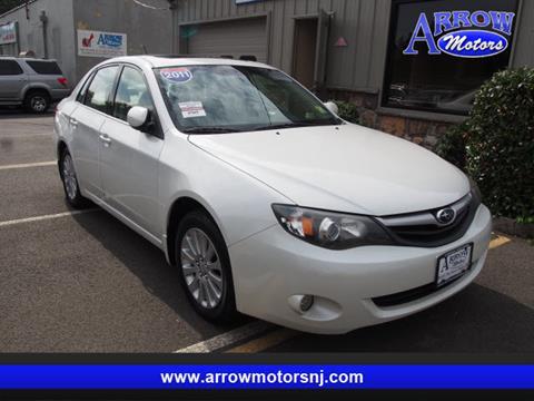 2011 Subaru Impreza for sale in Linden, NJ