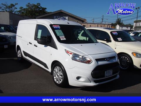 2014 Ford Transit Connect Cargo for sale in Linden, NJ