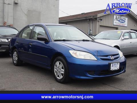 2004 Honda Civic for sale in Linden, NJ