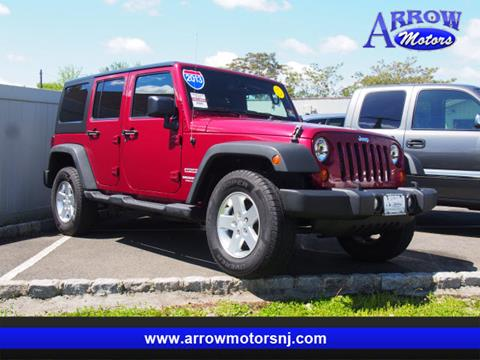 2013 Jeep Wrangler Unlimited for sale in Linden, NJ
