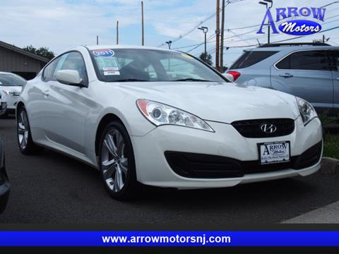 2011 Hyundai Genesis Coupe for sale in Linden, NJ