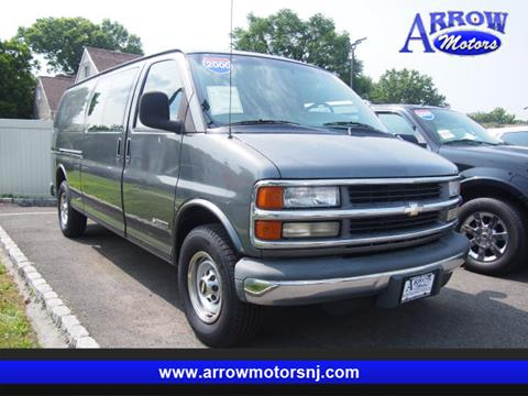 2000 Chevrolet Express Cargo for sale in Linden, NJ