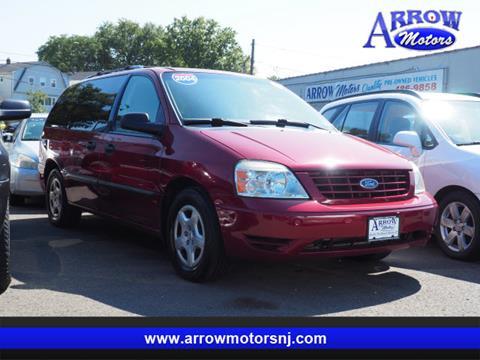 2004 Ford Freestar for sale in Linden, NJ