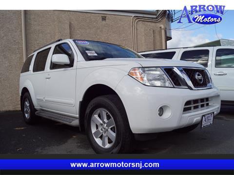 2012 Nissan Pathfinder for sale in Linden, NJ