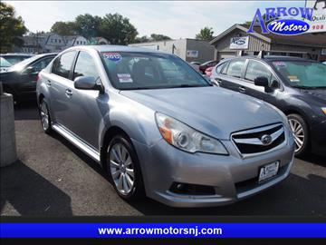 2012 Subaru Legacy for sale in Linden, NJ