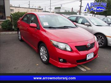 2010 Toyota Corolla for sale in Linden, NJ