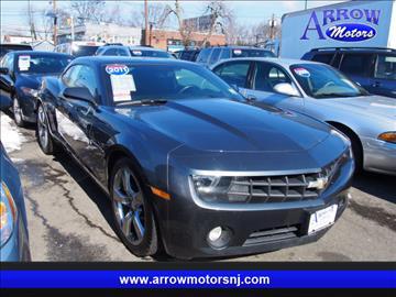 2011 Chevrolet Camaro for sale in Linden, NJ