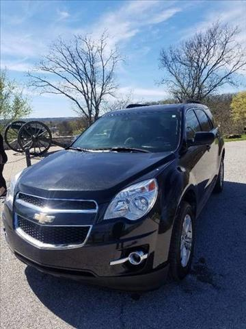 2014 Chevrolet Equinox for sale at Vitt Auto in Pacific MO