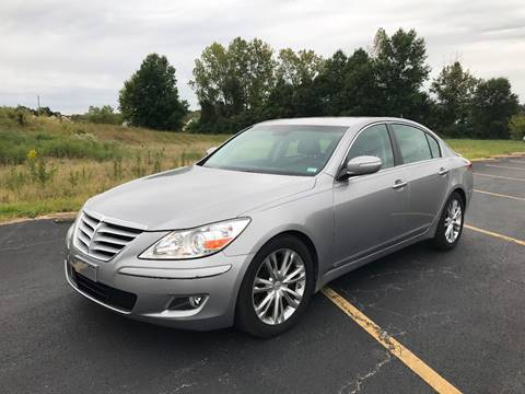 2011 Hyundai Genesis for sale in Pacific, MO