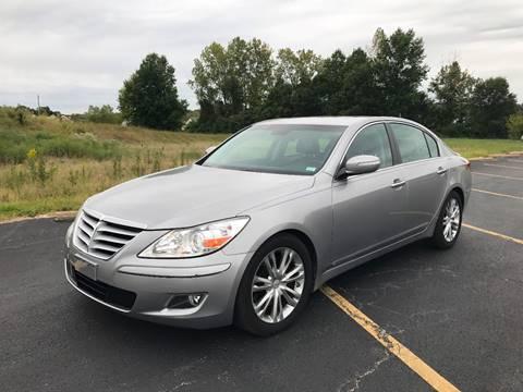 2011 Hyundai Genesis for sale in Pacific, MO