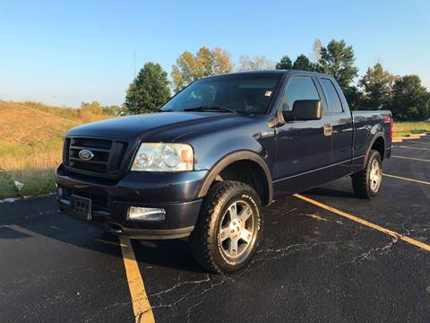 2004 Ford F-150 for sale at Vitt Auto in Pacific MO