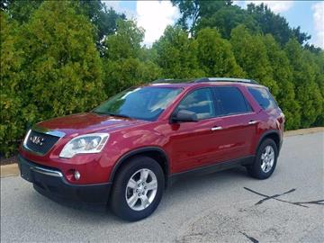 2011 GMC Acadia for sale in Pacific, MO