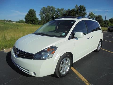 2007 Nissan Quest for sale in Pacific, MO
