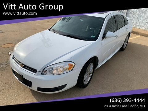 2010 Chevrolet Impala for sale in Pacific, MO