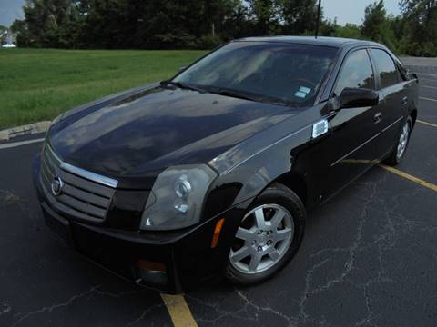 2005 Cadillac CTS for sale at Vitt Auto in Pacific MO