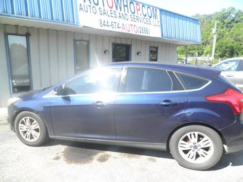 2012 Ford Focus for sale in Owingsville, KY
