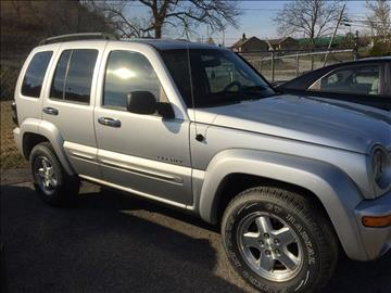 2004 Jeep Liberty for sale in Owingsville, KY
