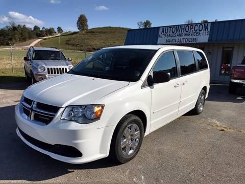 2012 Dodge Grand Caravan for sale in Owingsville, KY