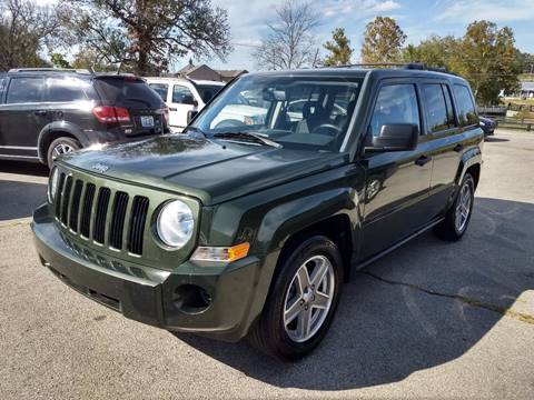 2008 Jeep Patriot for sale in Owingsville, KY
