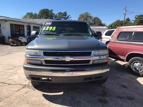 2002 Chevrolet Suburban for sale in Wilmington, NC