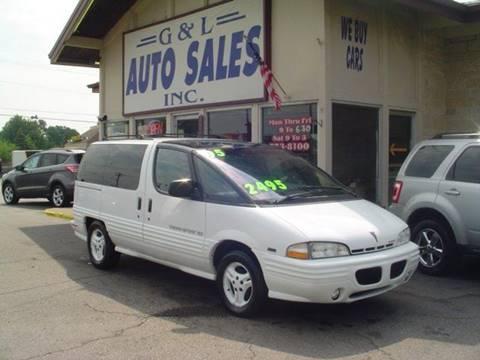 1995 Pontiac Trans Sport for sale in Roseville, MI