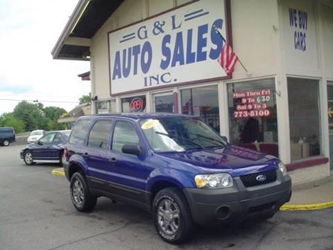 2005 Ford Escape for sale in Roseville, MI