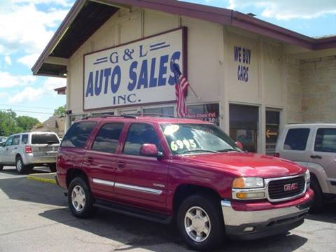 2006 GMC Yukon for sale in Roseville, MI