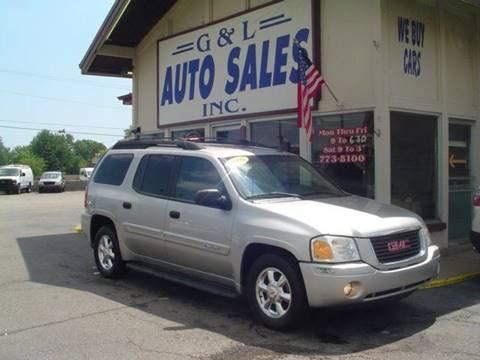 2004 GMC Envoy XL for sale in Roseville, MI
