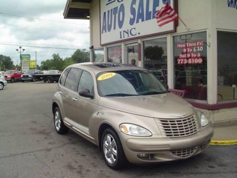 2004 Chrysler PT Cruiser for sale in Roseville, MI