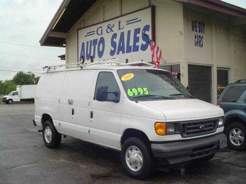 2007 Ford E-Series Cargo for sale in Roseville, MI