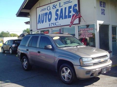 2007 Chevrolet TrailBlazer for sale in Roseville, MI