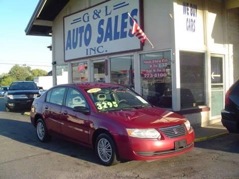 2006 Saturn Ion for sale in Roseville, MI