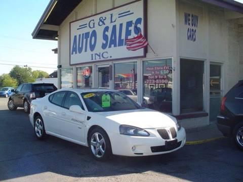 2008 Pontiac Grand Prix for sale in Roseville, MI