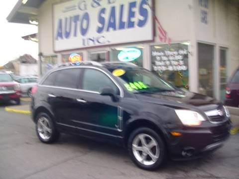 2009 saturn vue xr v6