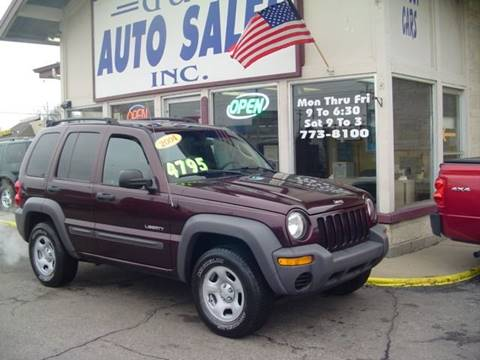2004 Jeep Liberty for sale in Roseville, MI