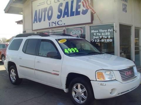 2006 GMC Envoy XL for sale in Roseville, MI
